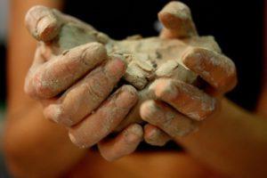 Оздоровление глиной. Агроусадьба звежье